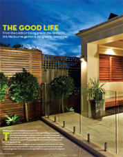 Outdoor Rooms - The Good Life
