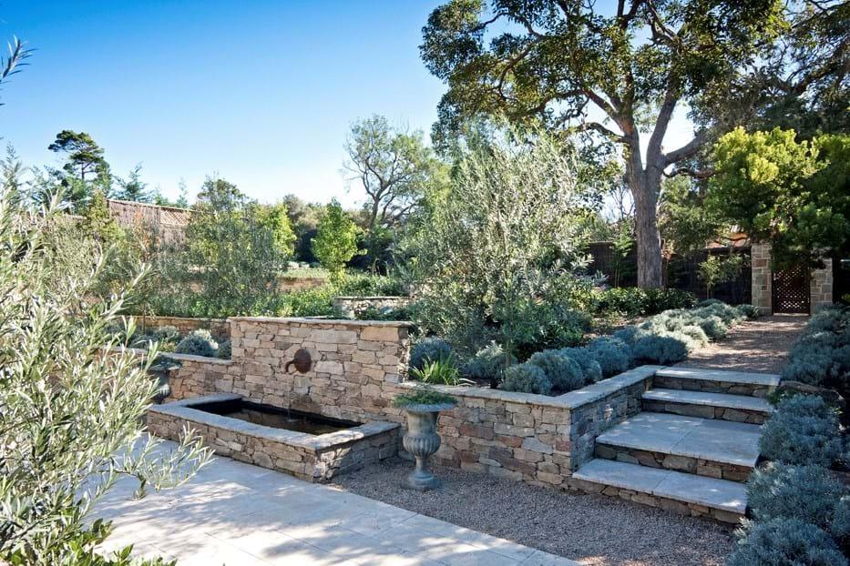 Portsea garden 5
