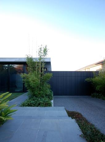 Kew front garden