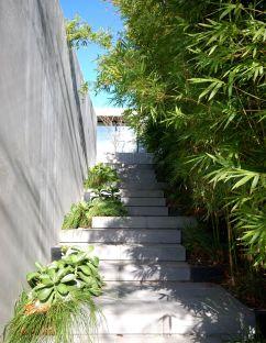 Kew side stairs